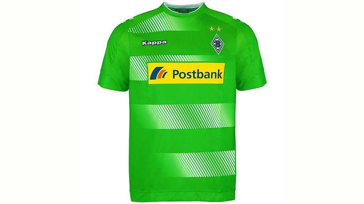Jetzt KAPPA Trikot »Borussia Mönchengladbach Auswärtstrikot 17-18« günstig im plentyone Online Shop bestellen