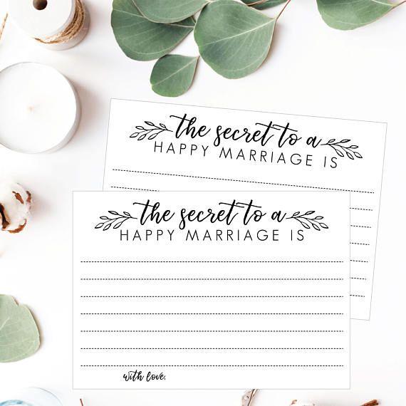 Funny Wedding Advice Cards, Advice Cards For #weddings @EtsyMktgTool #wellwishescard #weddingshower #advicecardsfor #weddingadvicecards