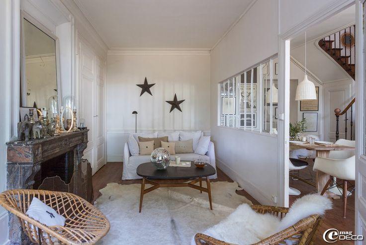 les 25 meilleures id es de la cat gorie tapis peau de vache sur pinterest tapis de vache. Black Bedroom Furniture Sets. Home Design Ideas