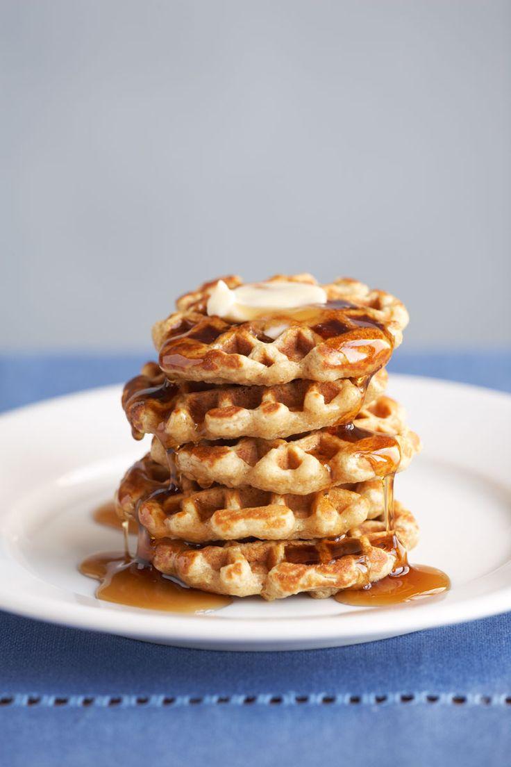 Classic waffles | WAFFLE IRON | Pinterest | Waffles, Large Bowl and 2 ...