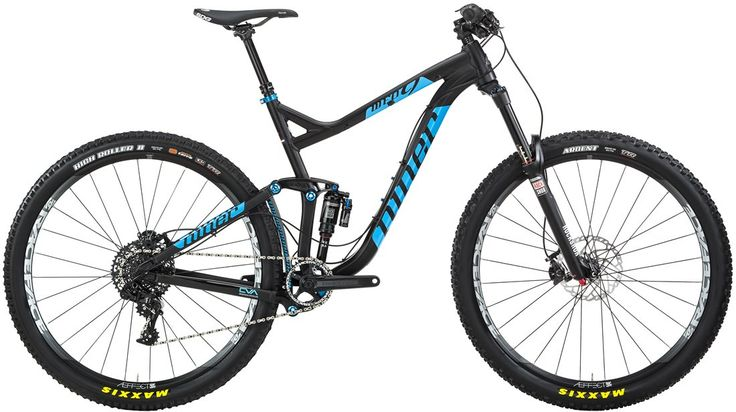 Niner wfo 9 jenson x1 gx bike 2015 bicycle scooter for Polygon produktdesign