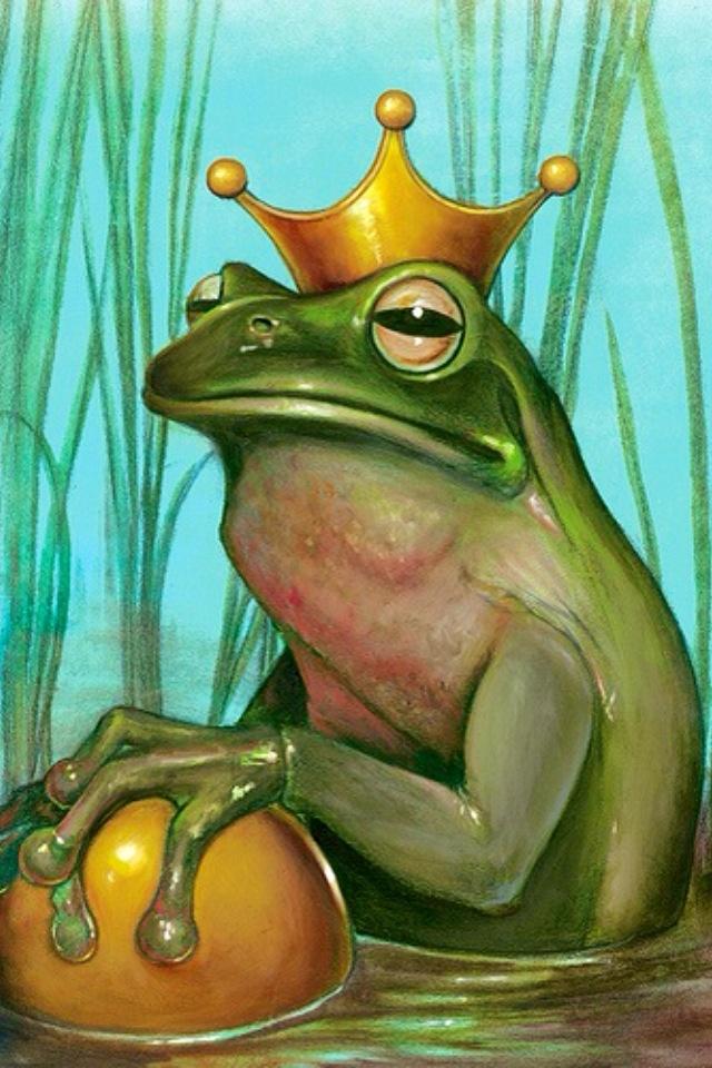 Принц лягушка смешные картинки, поющие коты открытки