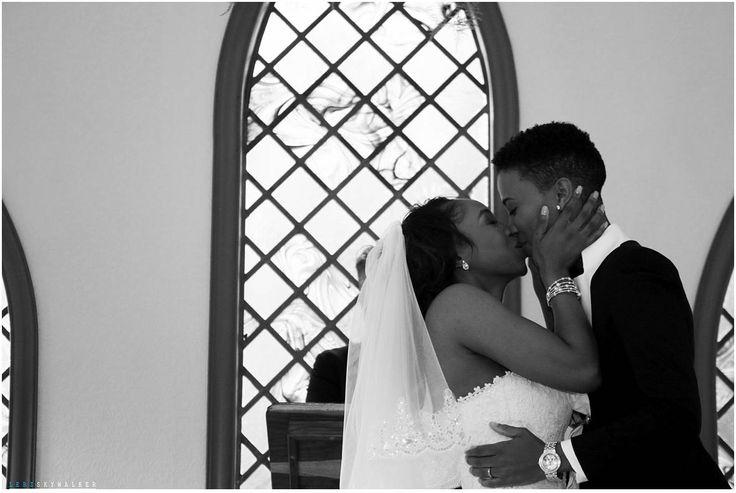 Real Wedding | Anele & Kai take over Instagram - Hooray Weddings