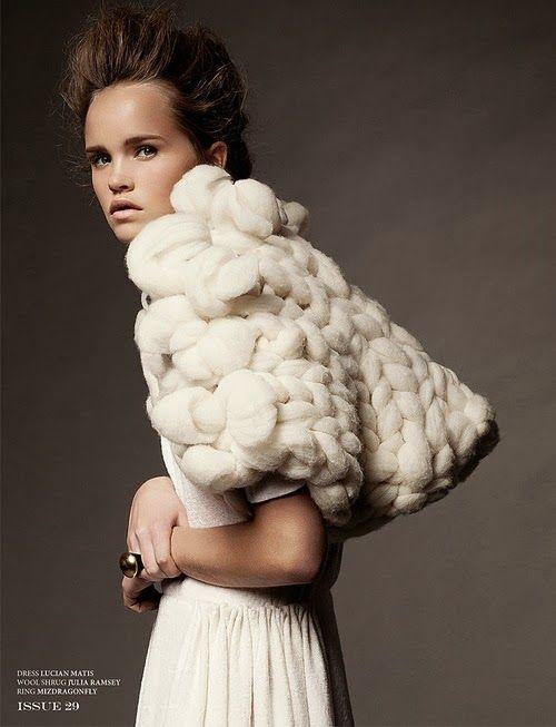 The Darker Horse: Knitwear Designer: Julia Ramsey