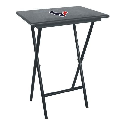 Houston Texans NFL TV Tray Set with Rack