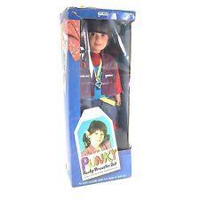 "Vtg 1984 Punky Brewster Doll Original Box #9200 Galoob Soleil Moon Frye 18"" 80's"
