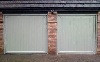 34 best garage doors images on pinterest for Upvc french doors homebase