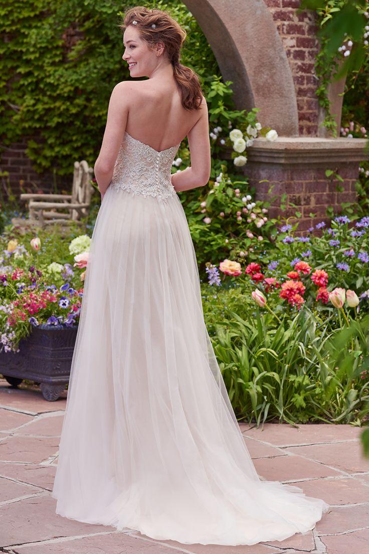 864 best images about wedding dresses on pinterest for Chelsea houska wedding dress designer