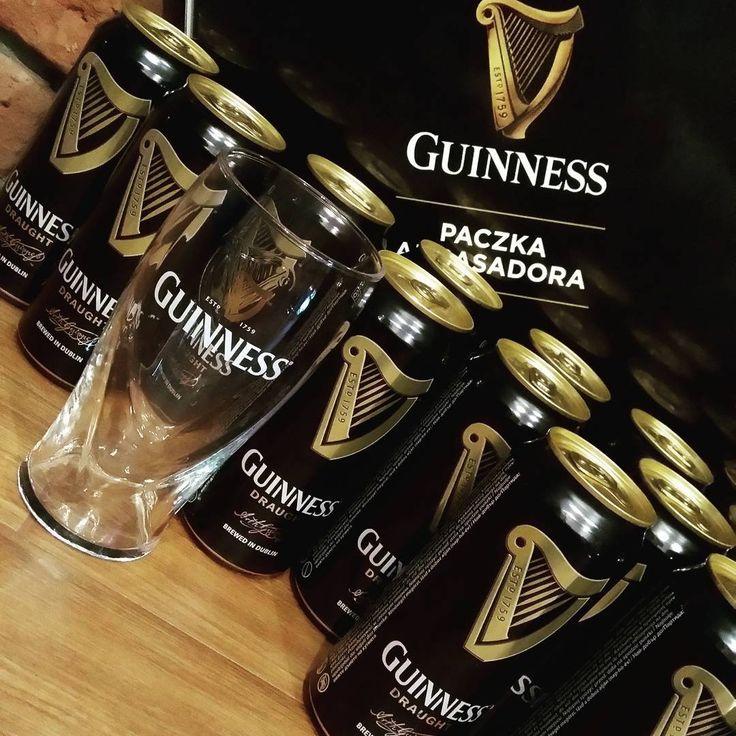 #Guinness #GoodTimeForAGuinness #DelektujSieBezOkazji