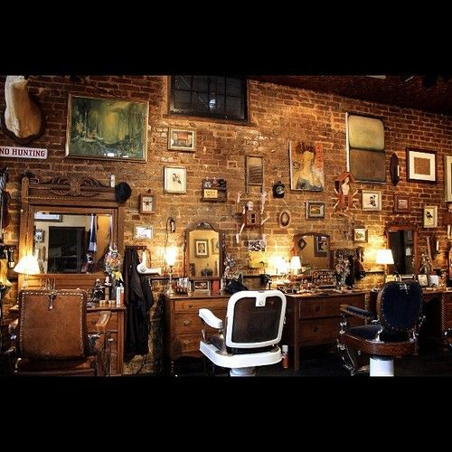 Two Crafts One Shop At Mary Todd Hairdressing Company