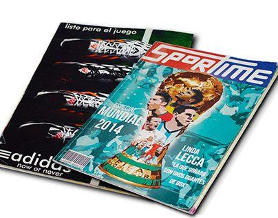"Check out new work on my @Behance portfolio: ""Revista de deportes "" SPORTIME """" http://on.be.net/1NRUk69"