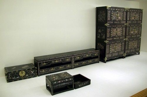 korean furniture | Korean Traditional Furniture With Design Materials Wood / Best Photos ...
