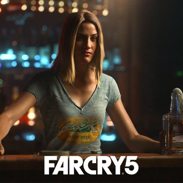 Far Cry 5 Mary May Andrew Averkin On Artstation At Https Www