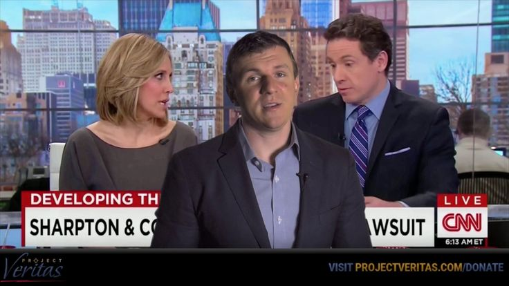 CNN?s Bad Day Just Got A Lot Worse, Project Veritas Drops Video Of CNN Producer Mocking Chris Cuomo