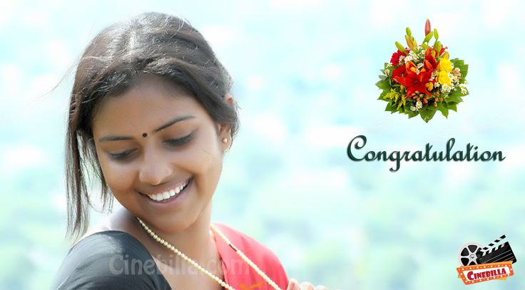 Elegant Actress Amala Paul wins Best Actress for #Mynaa for the year 2010 in #TNStateFilmAwards - Congrats!