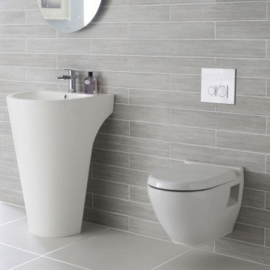 Create A Luxury Look With The Hudson Reed Lavish Cloakroom