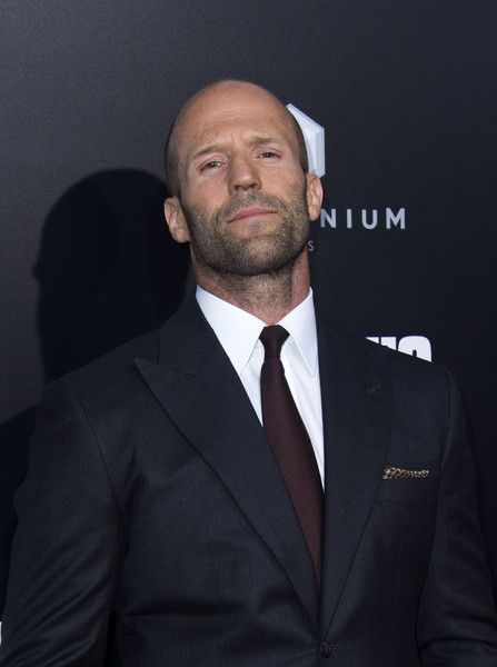 "Jason Statham Photos Photos - Actor Jason Statham attends the premiere of ""The Mechanic: Resurrection"" in Hollywood, California, on August 22, 2016. / AFP / VALERIE MACON - Premiere of Summit Entertainment's 'Mechanic: Resurrection' - Arrivals"