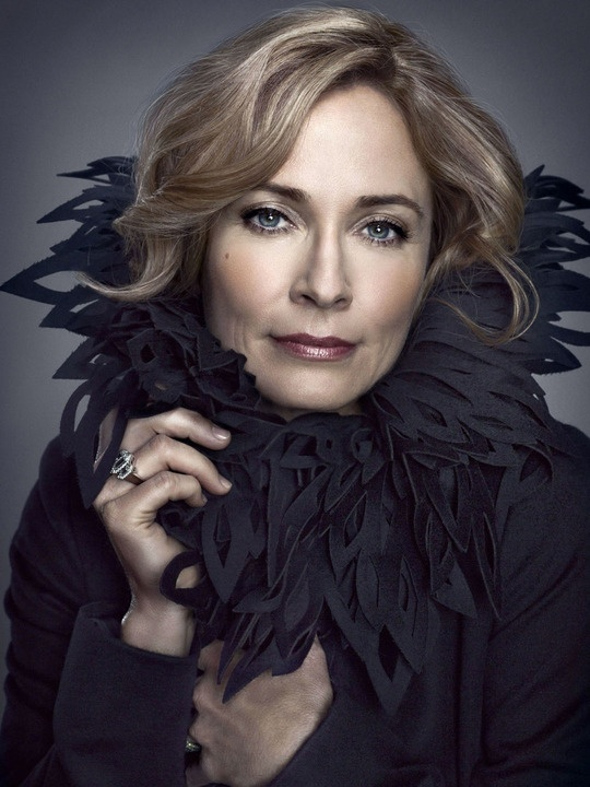 "Susanna Thompson (Moira Queen, mother of Oliver & Thea Queen, wife of Walter)  -  the CW's   ""Arrow"""