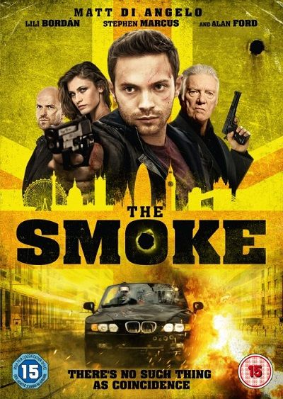 Londra'da Hesaplasma - The Smoke - 2014 - HDRip Film Afis Movie Poster