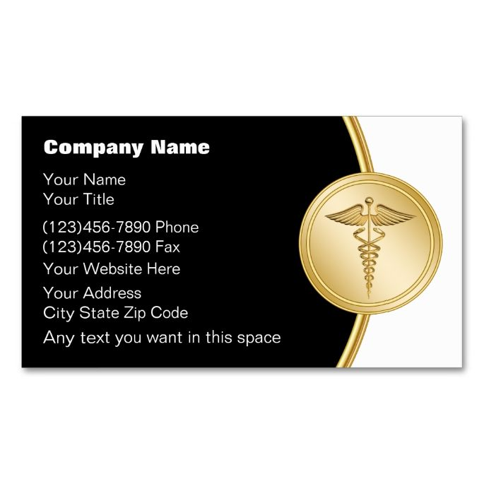 2183 best Medical Health Business Card Templates images on ...