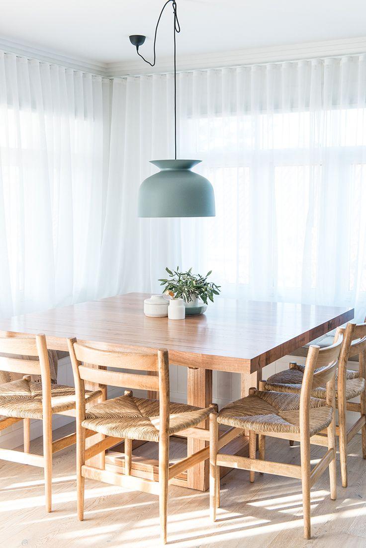 Hamilton 150x150 dining table.