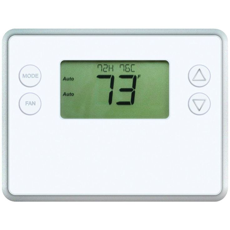 25 Best Ideas About Home Thermostat On Pinterest