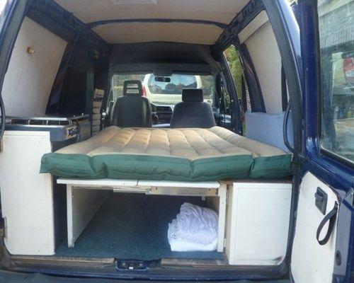 Kleine camper Fiat Scudo | NKC