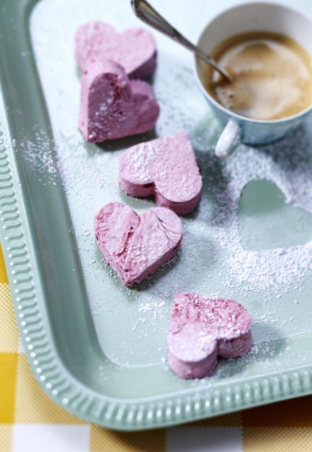 Unser beliebtes Rezept für Marshmallow-Herzen und mehr als 55.000 weitere kostenlose Rezepte auf LECKER.de.