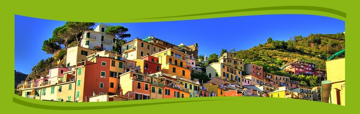 LivinGreenHills Liguria Website