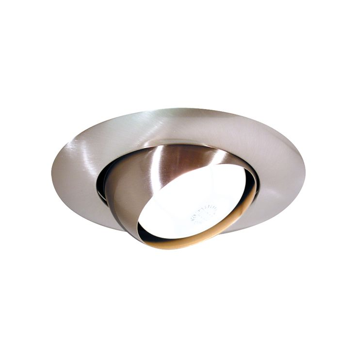 Thomas Lighting TR18BN Recessed Collection Brushed Nickel Finish Transitional Recessed