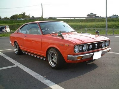 1974 TOYOTA CARINA 2000GT