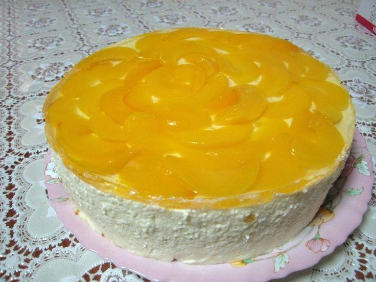 Йогуртовые фруктовые торты