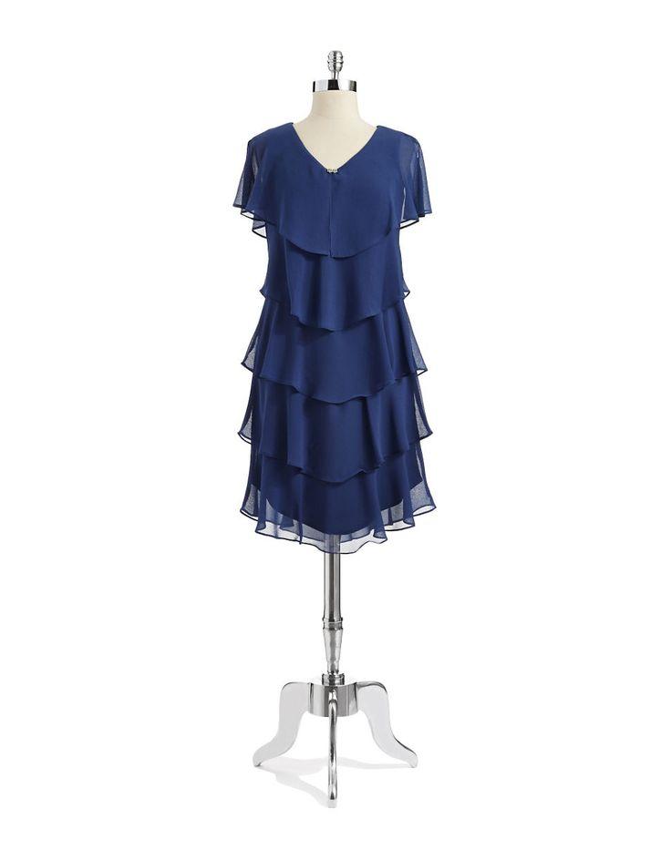 http://www.lyst.com/clothing/patra-petite-five-tier-shift-dress-purple/ T18 $84