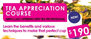 Axiom College release one of the first tea courses in Australia with global expert 10 Feb 2012