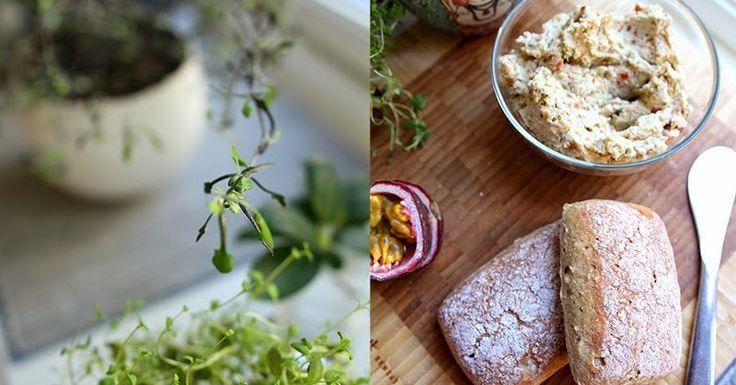 Smørepålegg med hvite bønner og soltørket tomat | Veganmisjonen