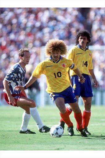 1994 FIFA World Cup USA, USA - Colombia 2:1