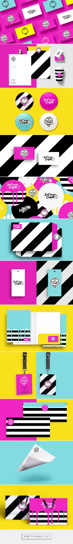 IceCream Confetti® Hair Gallery Branding by Nuket Guner Corlan | Fivestar Branding Agency – Design and Branding Agency & Curated Inspiration Gallery