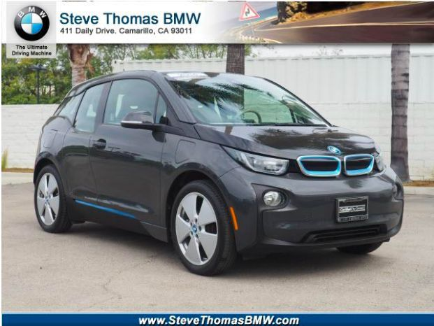 Nice BMW: 2014 #BMW #i3 #Rex. Stock Number: 105707N...  BMW Pre-Owned Inventory Check more at http://24car.top/2017/2017/04/29/bmw-2014-bmw-i3-rex-stock-number-105707n-bmw-pre-owned-inventory/