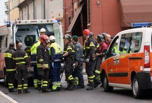 El Congreso pide al Gobierno luces azules en los coches de bomberos y ambulancias  El objetivo es diferenciar estos vehículos de los transportes especiales o de limpieza