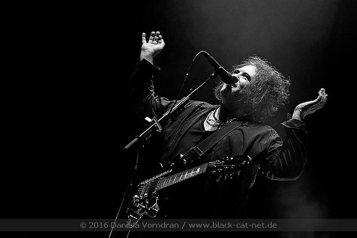 Black-Cat-Net - Live: The Cure - Köln 10.11.2016