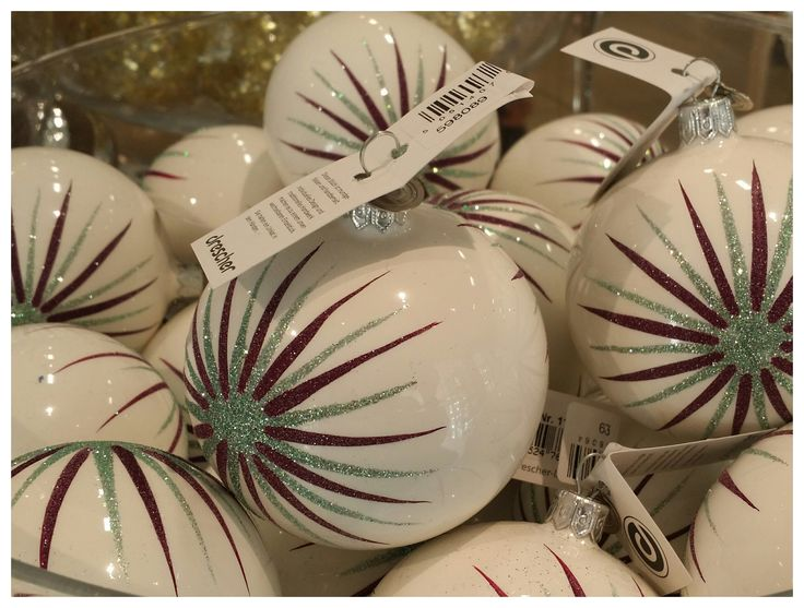 Christmas Baubles - Heals