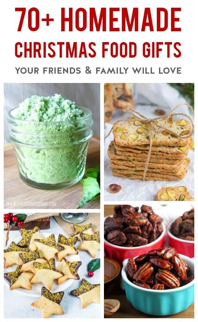 Best Christmas Food Gifts.70 Homemade Christmas Food Gifts Using Simple Real Food