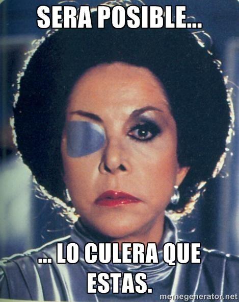 No hay mujer más malvada en México que Catalina Creel - sera posible... ... lo culera que estas.