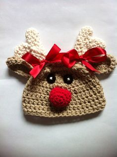preemie baby hats crochet pattern - Google Search                                                                                                                                                                                 More