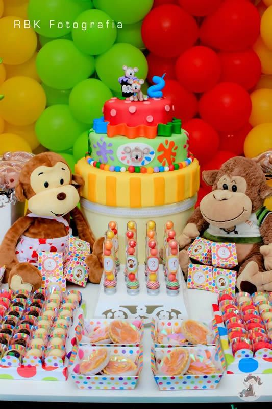150 best Monkey party images on Pinterest Centerpieces Sock