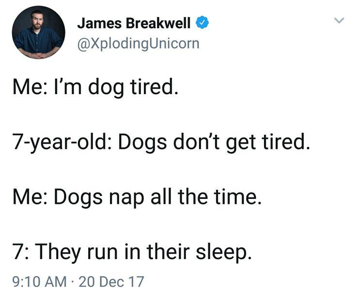 Well it's true!