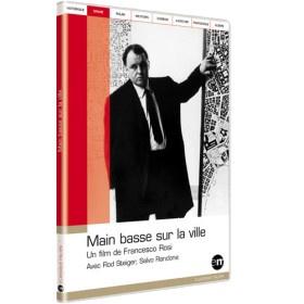 Main basse sur la ville de Francesco Rosi www.editionsmontparnasse.fr/p1027/Main-basse-sur-la-ville-DVD