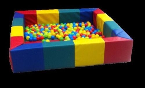Soft play Ball Pool Multi-Color 5ftx5ft With Free Inner Mat Indoor Outdoor Play  https://www.ebay.co.uk/itm/152502822322  #SoftplayBallPool #BallPoolMultiColor