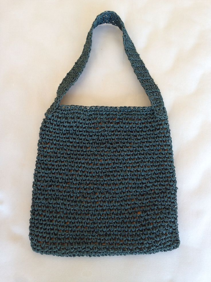 Mummy-SelenOzsoy-crochet bag,2016!