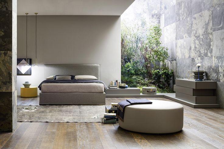 die besten 25 kopfteil bett gepolstert ideen auf pinterest gepolsterte kopfteile gepolsterte. Black Bedroom Furniture Sets. Home Design Ideas